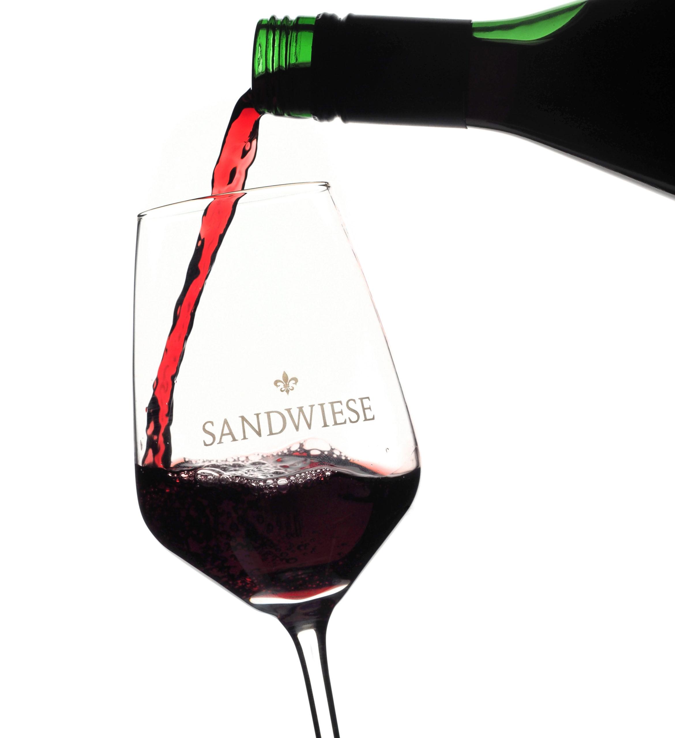 Entdecke die besonderen Rotweine von der Sandwiese