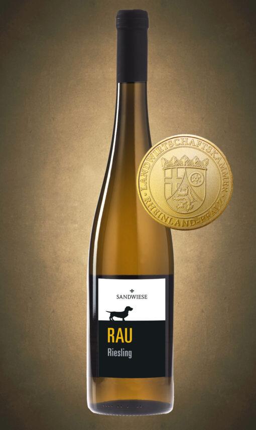 Riesling, trocken Ruppertsberger Reiterpfad Deutscher Wein Dackelwein Sandwiese Weingut