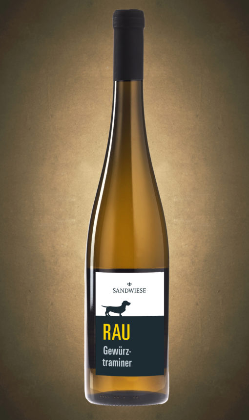 Sandwiese Wein RAU Gewürztraminer