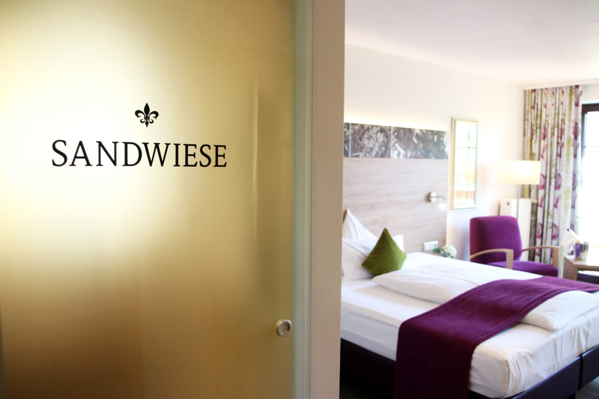 Hotelzimmer Sandwiese Kategorie 1