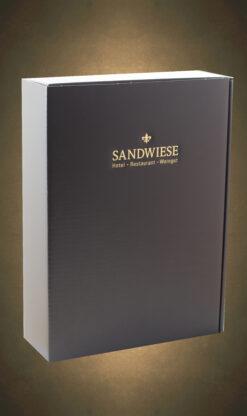 3er Geschenkkarton Sandwiese