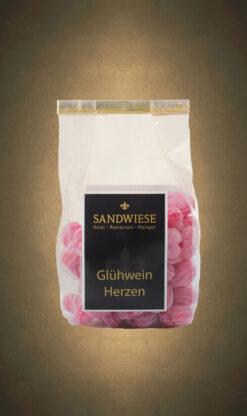 Glühweinherzen Sandwiese weihnachten weihnachtsgeschenk