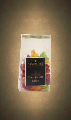 Traubensaftbären sandwiese